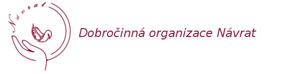 Dobročinná organizace Návrat Logo